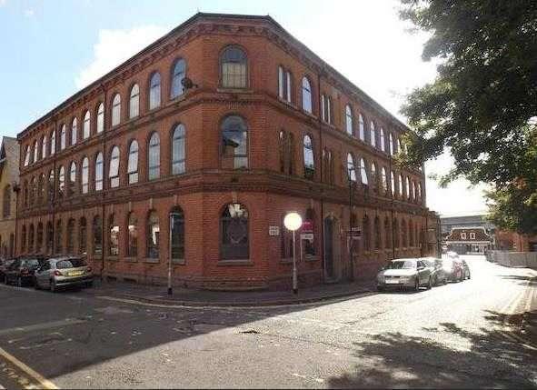 1 Bedroom Flat for sale in Longden Mill, Longden Street, Nottingham