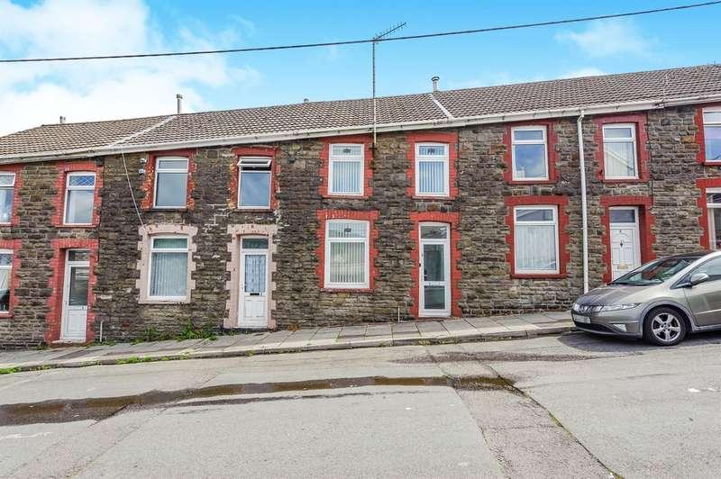 3 Bedrooms Terraced House for sale in Hamilton Terrace, Maesteg