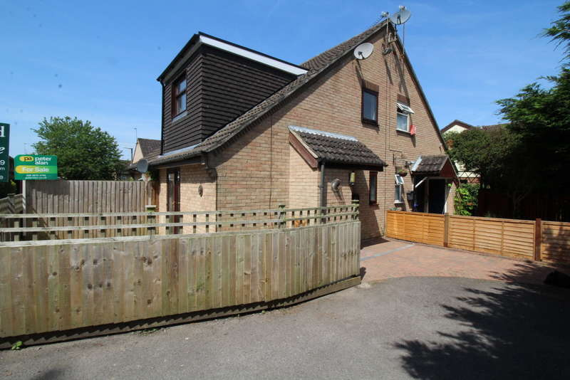 2 Bedrooms Cluster House for sale in Fulmar Close, Penarth