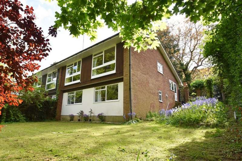 3 Bedrooms Semi Detached House for sale in Busbridge, Godalming