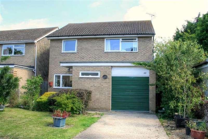 4 Bedrooms Detached House for sale in Burrough Field, Impington, Cambridge
