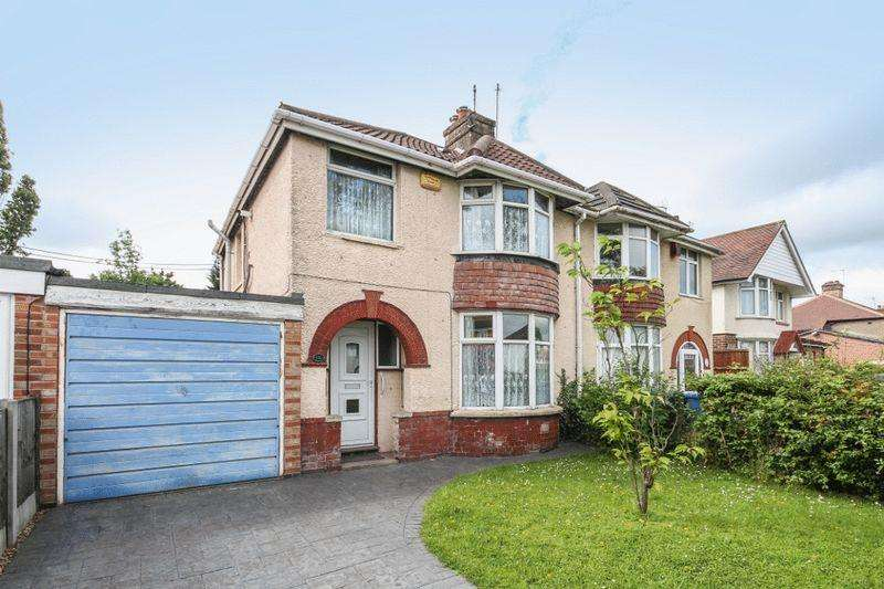 3 Bedrooms Semi Detached House for sale in WORDSWORTH AVENUE, SINFIN