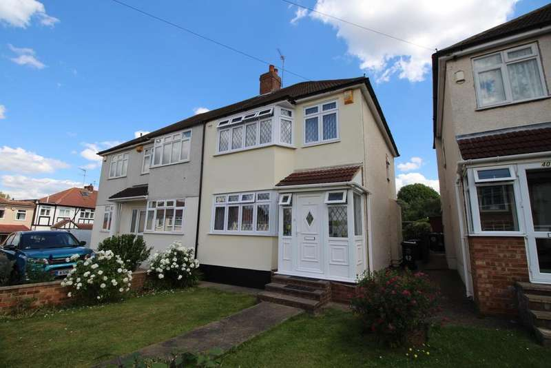 3 Bedrooms Semi Detached House for sale in Morland Avenue Dartford DA1