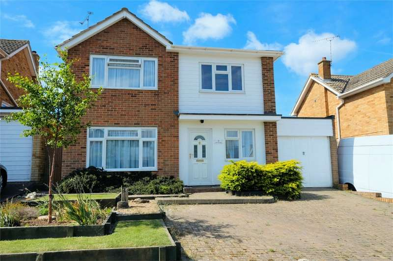 4 Bedrooms Detached House for sale in The Downings, HERNE BAY, Kent