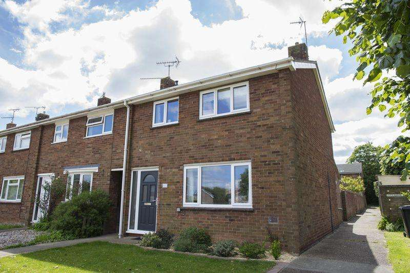 3 Bedrooms Terraced House for sale in Oakes Road, Bury St. Edmunds