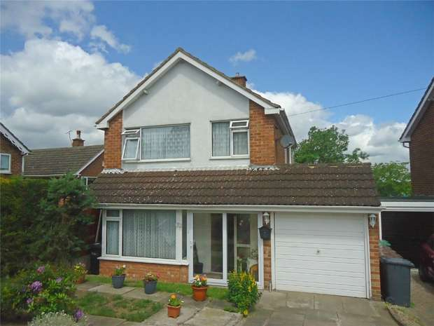 3 Bedrooms Detached House for sale in Tower View Crescent, Church Farm, Nuneaton, Warwickshire