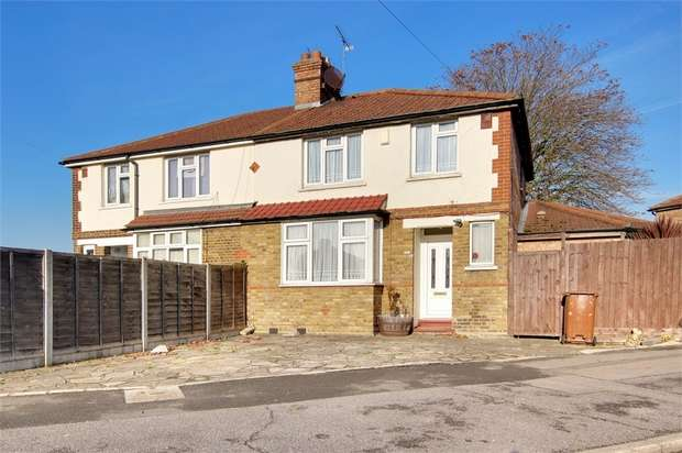 3 Bedrooms Semi Detached House for sale in Priors Croft, Walthamstow, London