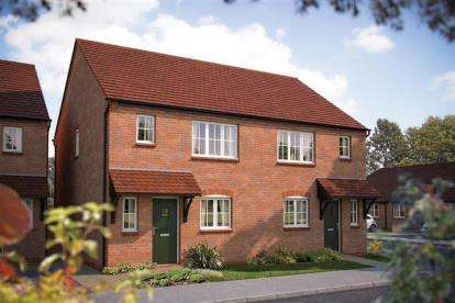3 Bedrooms Semi Detached House for sale in Bidford Leys, Bidford On Avon, Warwickshire