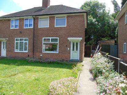 2 Bedrooms Semi Detached House for sale in Burnel Road, Selly Oak, Birmingham, West Midlands