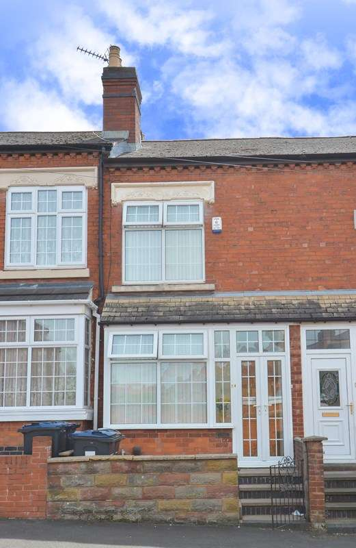 3 Bedrooms Terraced House for sale in Ashbourne Road, Edgbaston