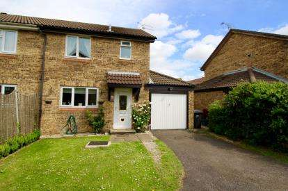 3 Bedrooms Semi Detached House for sale in Montague Close, Stoke Gifford, Bristol, South Gloucestershire