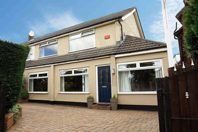 4 Bedrooms Semi Detached House for sale in 2 Netherhey Lane, Royton