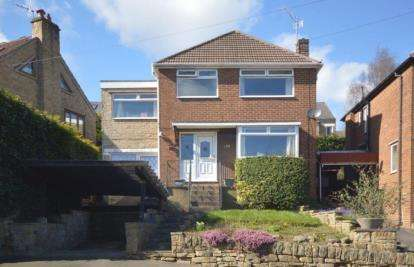 4 Bedrooms Detached House for sale in Low Road, Sheffield, South Yorkshire