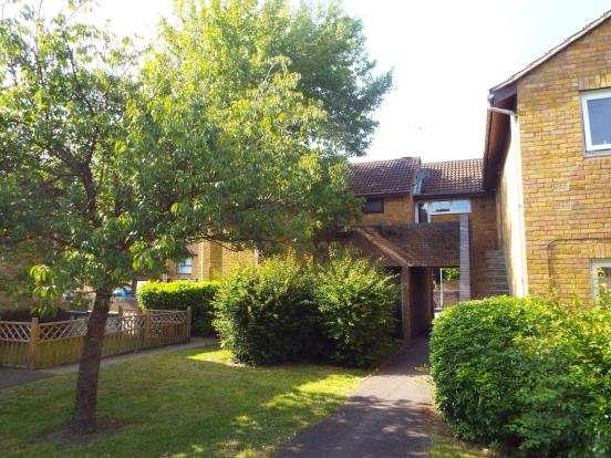 2 Bedrooms Maisonette Flat for sale in Bracknell, Berkshire