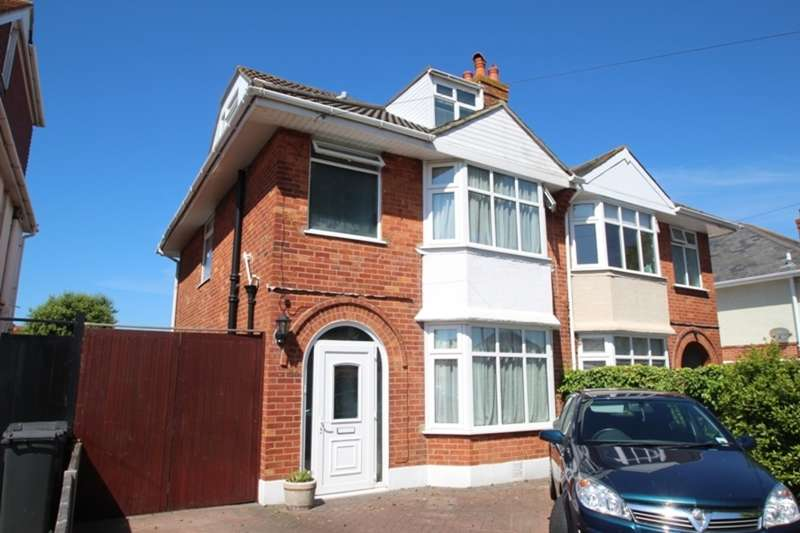 4 Bedrooms Semi Detached House for sale in TUCKTON