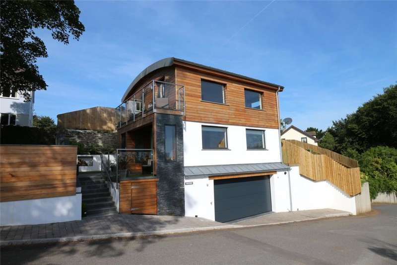 4 Bedrooms Detached House for sale in Goonvrea, Perranarworthal, Truro