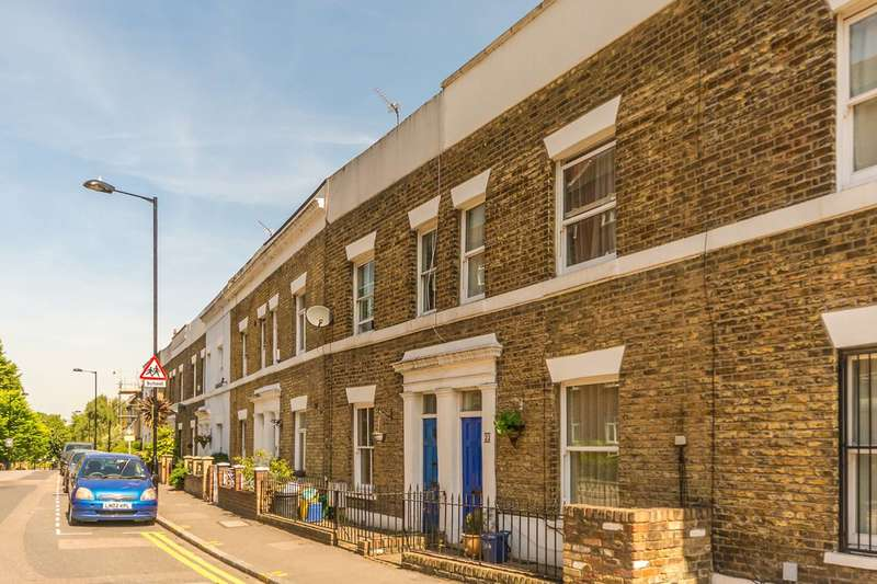 2 Bedrooms Terraced House for sale in Lordship Road, Stoke Newington, N16