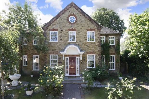 6 Bedrooms Detached House for sale in Hambledon Place, Dulwich Common