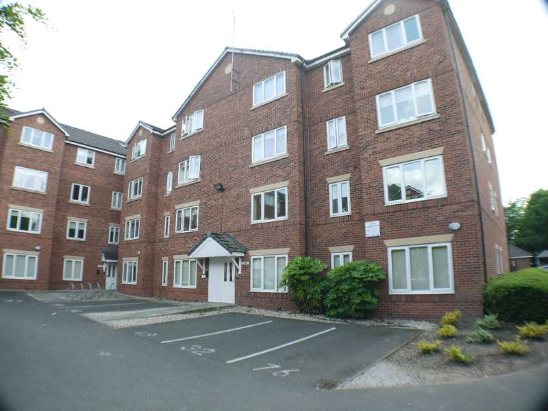 2 Bedrooms Apartment Flat for sale in Woodsome Park, Woolton, Liverpool, L25