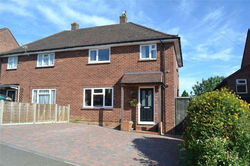 3 Bedrooms Semi Detached House for sale in Capell Road, Chorleywood, Rickmansworth, Hertfordshire, WD3