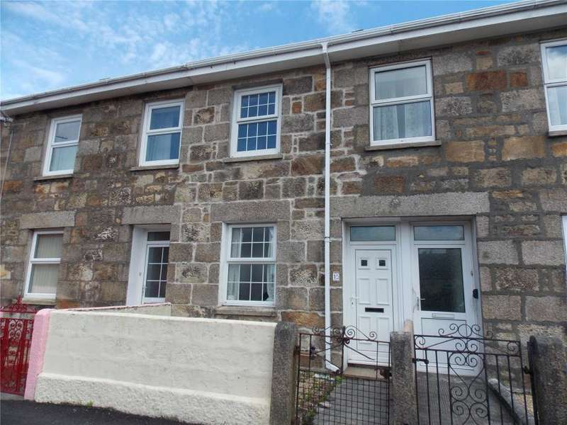 3 Bedrooms Terraced House for sale in Blights Row, Redruth