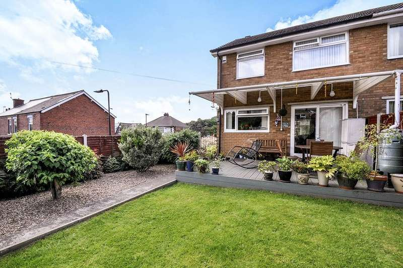 3 Bedrooms Semi Detached House for sale in Standon Road, SHEFFIELD, S9