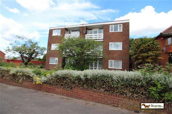 2 Bedrooms Apartment Flat for sale in Pauls Coppice, Brownhills
