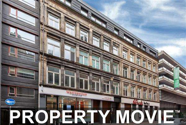 2 Bedrooms Apartment Flat for sale in 4/4, 55 Mitchell Street, City Centre, Glasgow, G1 3LN