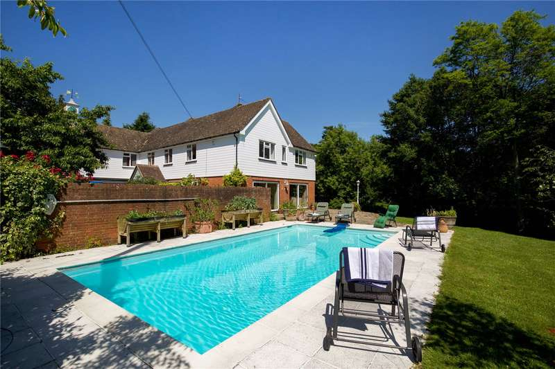 7 Bedrooms Detached House for sale in East Chiltington, Lewes, East Sussex, BN7