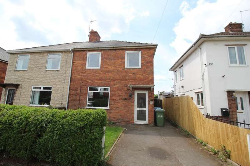 3 Bedrooms Semi Detached House for sale in Northfield Way, Retford, DN22