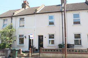 2 Bedrooms Terraced House for sale in Church Road, Swanscombe, Kent