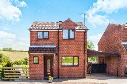 3 Bedrooms Detached House for sale in Houldsworth Drive, Hady, Chesterfield, Derbyshire