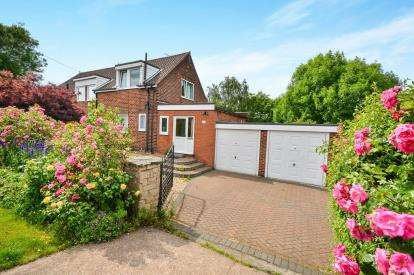 3 Bedrooms Semi Detached House for sale in Matlock Avenue, Mansfield, Nottinghamshire, Nottingham