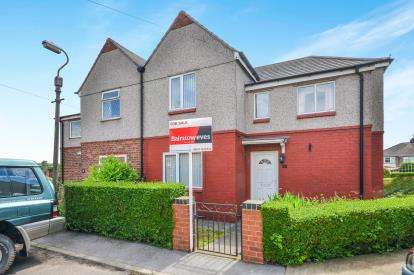 3 Bedrooms Semi Detached House for sale in New Terrace, Pleasley, Mansfield, Nottinghamshire