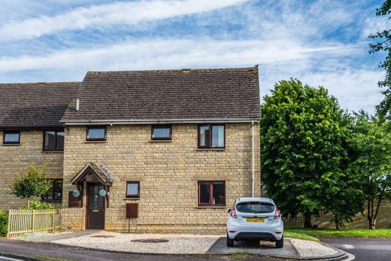 3 Bedrooms End Of Terrace House for sale in Waddard Meadow, Witney