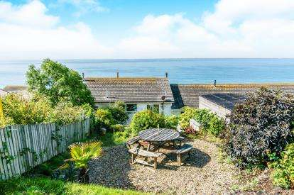 3 Bedrooms Terraced House for sale in Portwrinkle, Torpoint, Cornwall