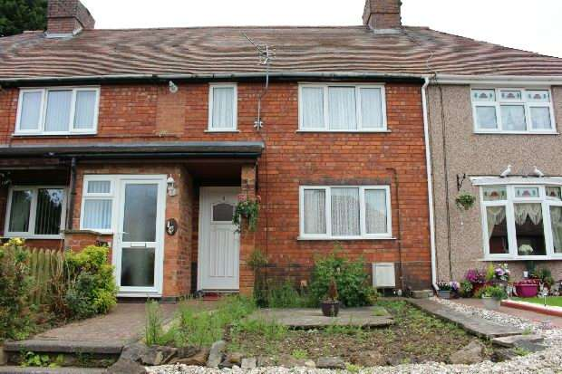 3 Bedrooms Terraced House for sale in Ryder Row, New Arley, Near Coventry