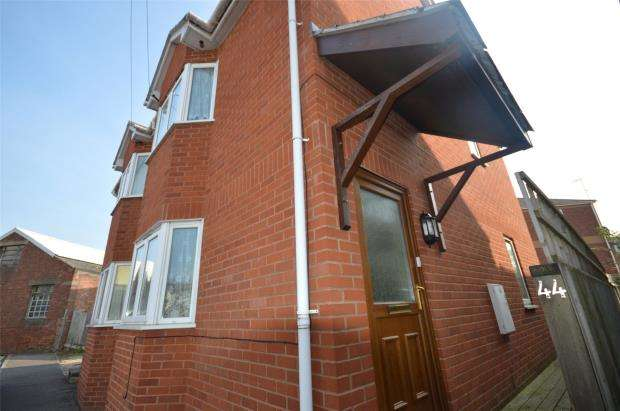 2 Bedrooms Terraced House for sale in Chamberlain Road, Exeter, Devon