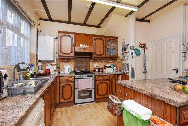 3 Bedrooms Terraced House for sale in Fernlea Road, Mitcham, Surrey, CR4