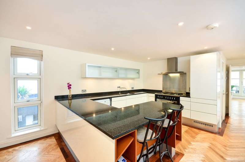 3 Bedrooms House for sale in Warwick Place North, Pimlico, SW1V