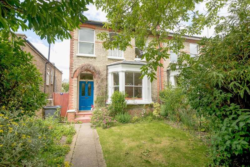 4 Bedrooms Semi Detached House for sale in Tudor Road, Kingston upon Thames KT2