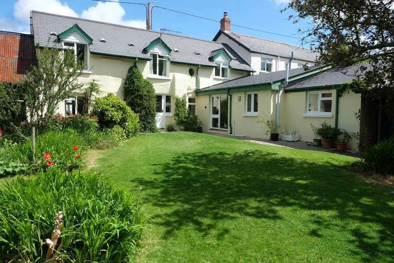 4 Bedrooms Cottage House for sale in Landkey, Barnstaple