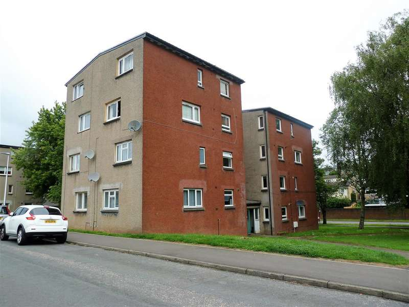 2 Bedrooms Flat for sale in Derwent Avenue, Falkirk