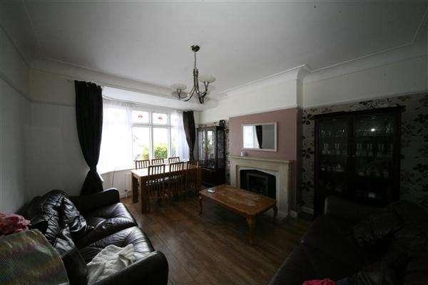 4 Bedrooms Semi Detached House for rent in Vassall Road, Fishponds, Bristol