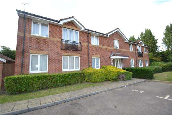 2 Bedrooms Apartment Flat for sale in Trevithick Close, Feltham