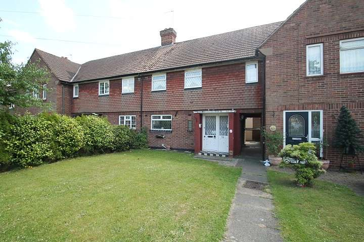 2 Bedrooms Terraced House for sale in Elizabeth Avenue, Laleham, TW18