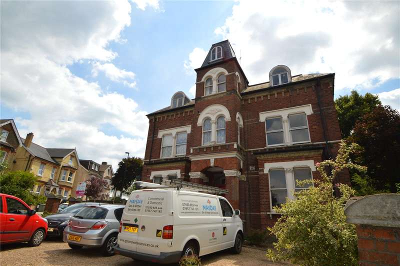 2 Bedrooms Apartment Flat for sale in Thurston House, 11 Birdhurst Road, South Croydon