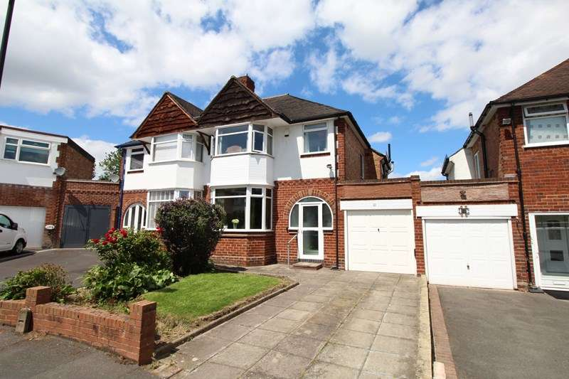 Semi Detached House for sale in Brampton Avenue, Hall Green, Birmingham