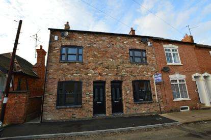 3 Bedrooms Terraced House for sale in Junction Road, Kingsley, Northampton, Northamptonshire