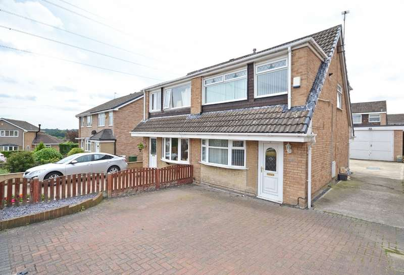 3 Bedrooms Bungalow for sale in Croxall Drive, Stanley, Wakefield